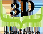 Izdelava spletne strani 3D Derganc