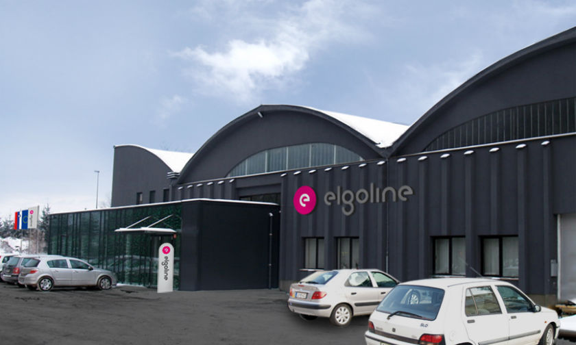 Predstavitev podjetja Elgoline
